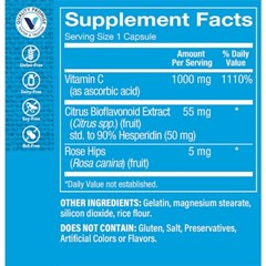 비타민샵 컴플렉스 비타민C 1000mg 비타민 P 100캡슐