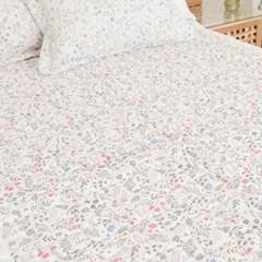 뱀부 잔꽃 침대 패드-2 COLOR