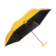 올시즌 캡슐 UV차단 5단 양산겸 우산 암막 포켓우산