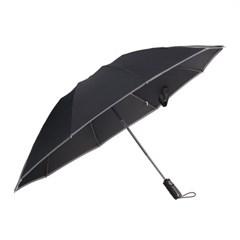 기프트 반사띠 완전자동 3단 우산 거꾸로 답례우산