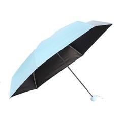올시즌 캡슐 UV차단 5단 양산겸 우산 포켓 여름우산