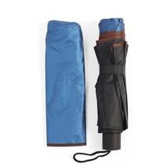 거꾸로 접히는 4단 우산 10살대 튼튼한 접이식우산