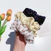 [3개세트][3color] 귀여운 미니 체리 앵두 머리끈 세트