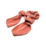 long ribbon chouchou (pink)