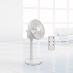 블루팩토리 BLDC 3D입체회전 전자식 리모컨 써큘레이터 BF-XC021W
