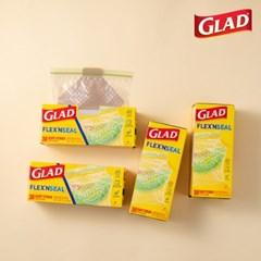 [글래드] 플렉스앤씰 냉장 중형(38매) 4개세트_(717810)