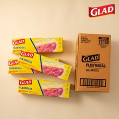[글래드] 플렉스앤씰 냉장 대형(35매) 4개세트_(717809)