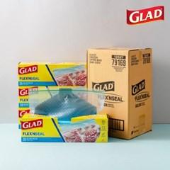 [글래드] 플렉스앤씰 냉동 대형(28매) 4개세트_(717807)