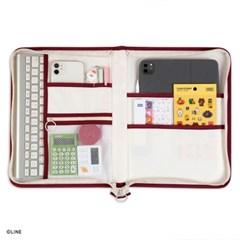 [B&F] 태블릿 북 파우치 BOOK LOVER_(1015563)