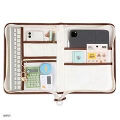 [BT21] 베이비 태블릿 북파우치 JELLY CANDY_(1015565)