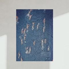 포토 포스터 / 인테리어 액자_swimming 01