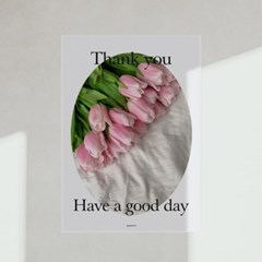 포토 포스터 / 인테리어 액자_good day 01