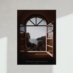 포토 포스터 / 인테리어 액자_window 01