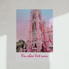 포토 포스터 / 인테리어 액자_dear my city 01