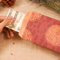 곤룡포 부모님 용돈봉투 돈봉투 4종 현금 세벳돈 어버이날 편지 봉투