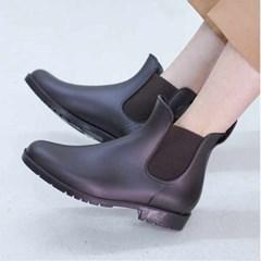 kami et muse Chelsea style rain boots_KM21s278