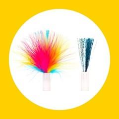 [페트리스] 스마트 깃털 장난감 캐치캐치+리필용깃털세트