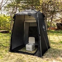 [카즈미] 알파 룸 오토 텐트