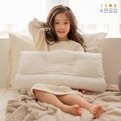 [수면공감] 우유베개 키즈 + 드림프렌즈 애착 베개커버 6종 set