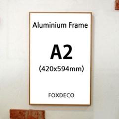 A2 무광 알루미늄 액자 ( 8종류 컬러)