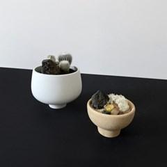[생화] 스톤 디퓨저 화산석 오브제 DIY