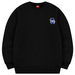 풀맨 맨투맨 티셔츠 남여공용