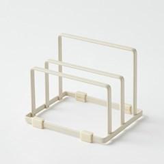[한샘] 주방정리용품 SOK 마일드 도마꽂이 크림