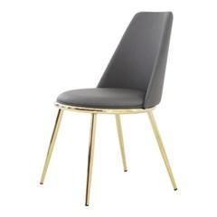 더조아 라온골드체어 업소용 카페 식탁 디자인 인테리어 의자