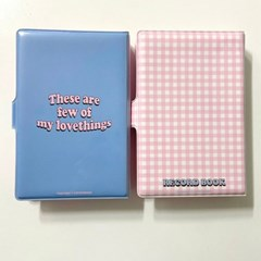 A6 DIARY COVER