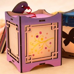 전통 추석 만들기 전통등 청사초롱 만들기 재료