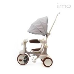 2021년 신형 이모 자전거 iimo BIKE 유아용 접이식 세발자전거