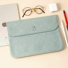 아이패드 프로 태블릿 가죽 파우치 케이스 노트북 가방