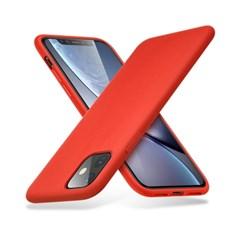ESR 아이폰11 이삐 실리콘 케이스