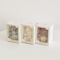 바잇미 나의 애착인형 장난감(노즈워크/삑삑/바스락)