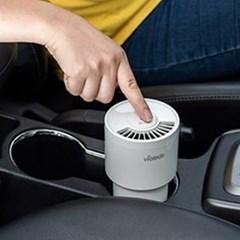 바이오레즈 VAC 바이러스 휴대용 미니 공기 살균기 청정기