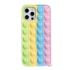 하푼 아이폰6 6S 러블리 푸시팝 팝잇 실리콘 케이스