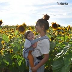 [Bebefit ] 베베핏아기띠 힙시트(침받이세트증정)