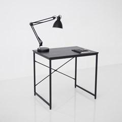 모노 800 블랙 책상 학생 데스크 1인용 컴퓨터