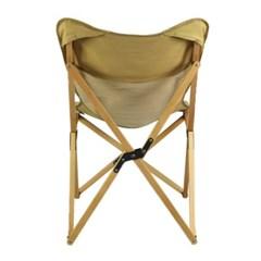 [노마드21] 와이드 우드 윙 체어 샌드 / 캠핑 의자
