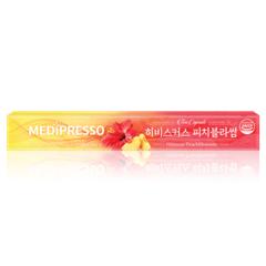 메디프레소 히비스커스 피치블라썸 티캡슐 10개입 / 네스프레소 호환