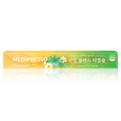 메디프레소 연잎블렌드 뉴블렌드 티캡슐 10개입 / 네스프레소 호환