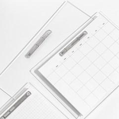 [A5] 바인딩 아크릴보드 시리즈