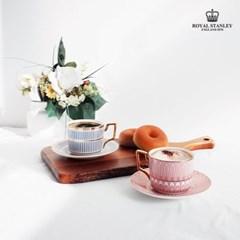 유로골드 모던 커피잔 세트 (2color)_(2131730)
