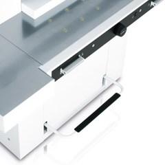 전동유압식 자동재단기 IDEAL5560LT독일정품l터치패드