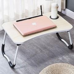 접이식 베드 테이블 트레이 침대책상 2 color d