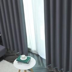 [뷰하우스] 루시드 암막커튼세트 거실 중형