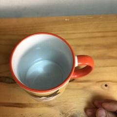 자연공방 눈빛 퐁당 너무귀여운 너 머그컵