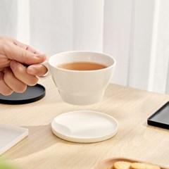 동글동글 다용도 실리콘 컵 받침