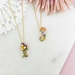 [ 올리아 ] 유럽 패션피플이 사랑하는 올리아 알파벳 목걸이 J