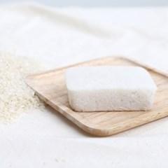 백설기(8개) 프리미엄 강화섬쌀 식사대용떡 학원간식_(1506590)